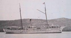 Coast and Geodetic Survey Ship BLAKE. Photo