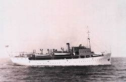 The Coast and Geodetic Survey Ship HYDROGRAPHER Photo