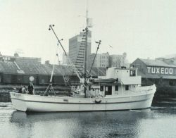 The Bureau of Commercial Fisheries Research Vessel GEORGE M Photo