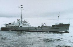 Bureau of Commercial Fisheries Ship GEORGE B Photo