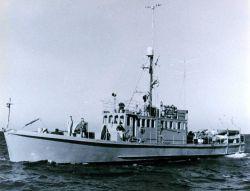 Coast and Geodetic Survey Ship STIRNI Photo