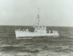 Coast and Geodetic Survey Ship PARKER. Photo
