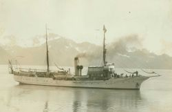 Coast and Geodetic Survey Ship EXPLORER ca Photo