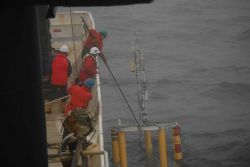 ASIS buoy recovery Photo