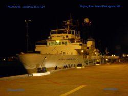 NOAA Ship GORDON GUNTER in port Photo