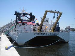 NOAA Ship FERDINAND R Photo