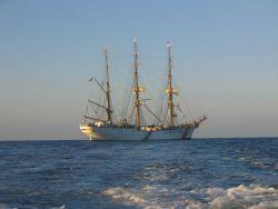Coast Guard Bark EAGLE, the U.S Photo