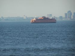 The Staten Island Ferry. Photo