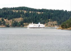 British Columbia ferry boat Photo