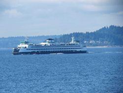 Seattle ferry boat TACOMA Photo