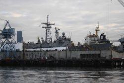 Seattle shipyard Photo