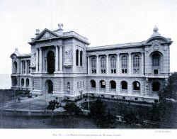 The Museum of Oceanography at Monaco begun by Prince Albert of Monaco Photo