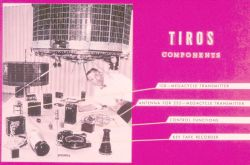 Components of the TIROS satellite system Photo