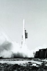 ESSA 4 lifts off Photo