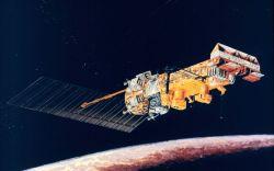 TIROS-N satellite Photo