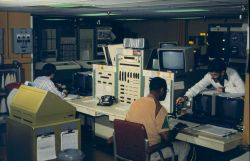 Satellite Operations Control Center (SOCC) Photo