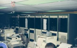 Satellite Operations Control Center (SOCC) Data Acquisition Control Sub-system (DACS) Photo