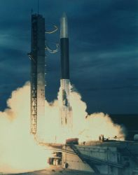 SMS-2 launch Photo