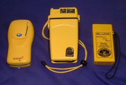 Person locator beacon for use with COSPAS-SARSAT Photo