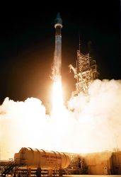 GOES-L launches from Cape Canaveral Photo