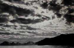 Alaska sunset Image