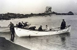 PATHFINDER whaleboats. Photo
