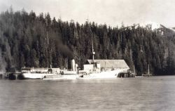 Coast and Geodetic Survey Steamer EXPLORER Photo