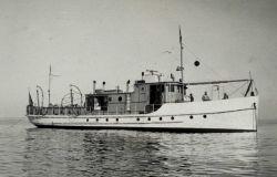 Coast and Geodetic Survey Ship WESTDAHL Photo