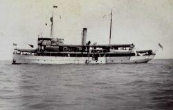 Coast and Geodetic Survey Ship FATHOMER Photo