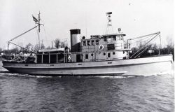 Coast and Geodetic Survey Ship MARMER Photo