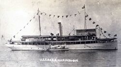 Coast and Geodetic Survey Ship MARINDUQUE Photo