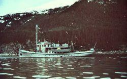 Coast and Geodetic Survey Ship LESTER JONES Photo