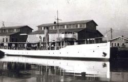 Coast and Geodetic Survey Ship HYDROGRAPHER Photo