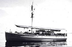 Coast and Geodetic Survey Ship SOSBEE Photo