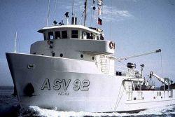 NOAA Ship FERREL Photo