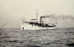 Coast and Geodetic Survey Ship HYDROGRAPHER Photo