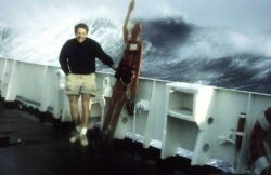 A little rough weather in the Gulf of Mexico Image