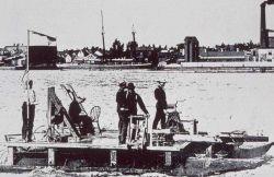 Army Corps of Engineers Lake Survey catamaran Image