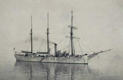 Coast and Geodetic Survey Steamer PATTERSON Photo