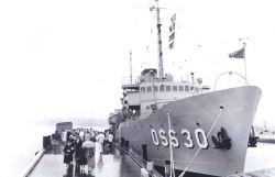 Coast and Geodetic Survey Ship PATHFINDER Photo