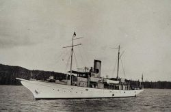 Coast and Geodetic Survey Ship WENONAH Photo