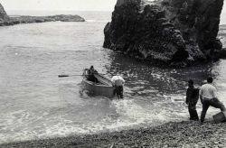 Landing on Amlia Island Photo