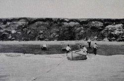 Landing Shoran gear at Nushagak Bay Photo