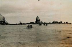 PIONEER boats at Amlia Island Photo