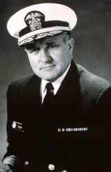 Admiral Eugene Taylor, NOAA Corps. Image