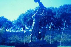 Florence Martus, Savannah's Waving Girl Photo