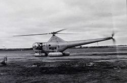 Sikorski helicopter used in vicinity of Kuskokwim Bay Photo