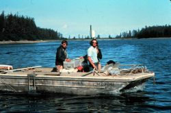 Small boat hydro - Cook Inlet area Photo