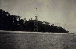 Station Mangal from offshore Photo