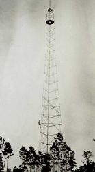 Station Hunter - 159 feet - one of the bigger towers Photo